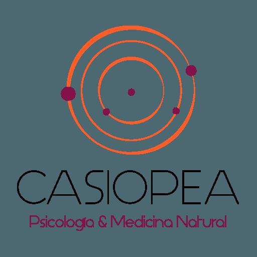 Logotipo Casiopea - Psicología & Medicina Natural