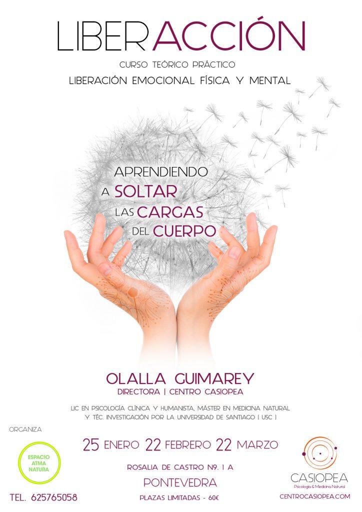 Taller LiberAcción con Olalla Guimarey